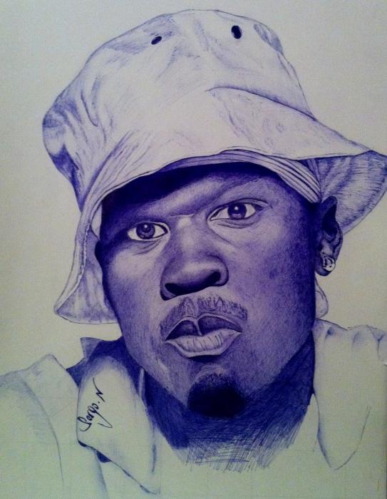 50 Cent por Sergo